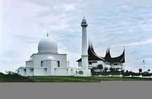 masjid-pagaruyung-batusangkar-sumbar